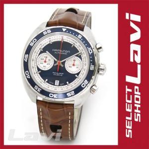 ハミルトン メンズ 腕時計  世界限定1892本 パンユーロ クロノマチック誕生40周年記念モデル   H35716545 ラッピング無料|store-jck