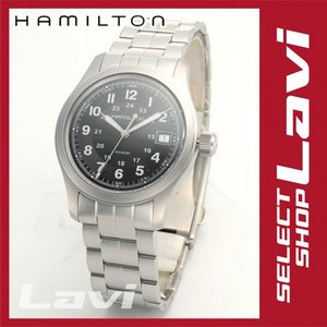 ハミルトン メンズ 腕時計  KHAKI カーキ コレクション FIELD Khaki Field カーキ フィールド   H68411133 ラッピング無料|store-jck