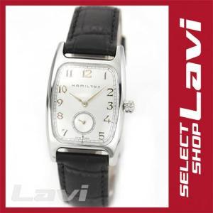 ハミルトン レディス 腕時計  AMERICAN CLASSIC アメリカンクラシック BOULTON  ボルトン レザーストラップ ウオッチ  H13411753 ラッピング無料|store-jck