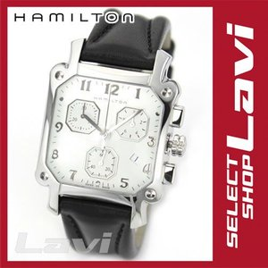 ハミルトン レディス 腕時計  AMERICAN CLASSIC アメリカンクラシック コレクション  ロイド クロノグラフ H19412753 ラッピング無料|store-jck