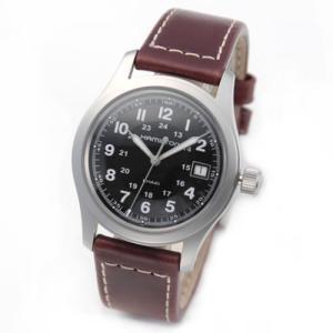 ハミルトン メンズ 腕時計  KHAKI カーキ コレクション FIELD Khaki Field カーキ フィールド   H68411533 ラッピング無料|store-jck