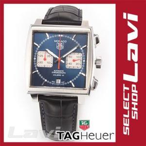 タグホイヤー 腕時計 monaco モナコ  シリーズ オートマチック クロノグラフ  キャリバー12  CAW2111.FC6183 ラッピング無料 store-jck