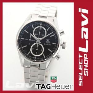 タグホイヤー 腕時計 カレラ クロノグラフ オートマチック CAR2110.BA0720 ラッピング無料 store-jck