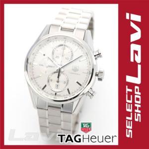 タグホイヤー 腕時計 カレラ クロノグラフ オートマチック CAR2111.BA0720 ラッピング無料 store-jck