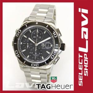 タグホイヤー 腕時計 アクアレーサー 500M 自動巻きクロノグラフ プロフェッショナル ダイバーズ ウオッチ CAK2110.BA0833 ラッピング無料 store-jck
