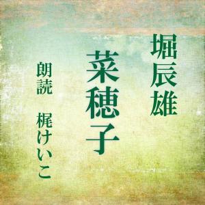 [ 朗読 CD ]菜穂子  [著者:堀辰雄]  [朗読:梶けいこ] 【CD3枚】 全文朗読 送料無料 文豪|store-kotonoha