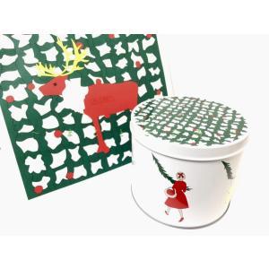 ☆2019年クリスマス☆ AUDREY オードリー グレイシア クリスマス スペシャル缶(S)10個入 詰め合わせ お菓子 東京お土産 プレゼント お土産袋付き