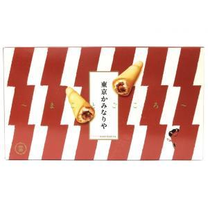 東京かみなりや 5個入り 東京駅限定 人気商品 東京お土産 ギフト プレゼント 東京駅 お土産袋付き