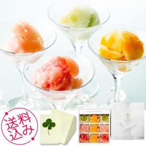 銀座千疋屋こだわりの国産メロンや桃、濃厚なマンゴーなどを使用した、見た目もカラフルで贈り物に最適な新...