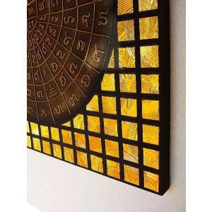 アジアンアート  オリエンタルモダン 【タイペイントアート 120×80】絵画 |store-monsoon|05