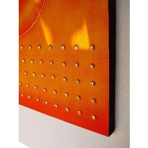 アジアン アート オリエンタルモダン タイペイントアート 120×80 絵画 店舗ディスプレイ用 アートパネル|store-monsoon|05