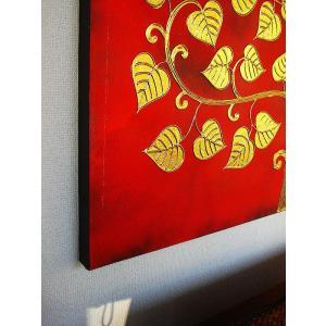 アジアンアート オリエンタルモダン絵画 アートフレーム 壁飾り  タイアート|store-monsoon|06
