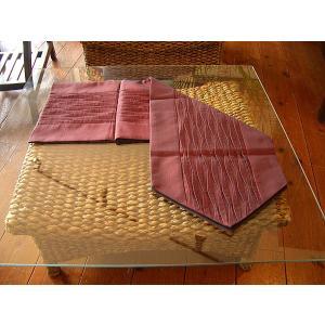 テーブルランナー テーブルセンター テーブルクロス アジアン雑貨  タイシルク  敷物 壁掛け タペストリー|store-monsoon|02