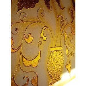 アジアンアート オリエンタルモダン絵画 アートフレーム 壁飾り  タイアート|store-monsoon|05