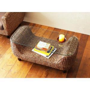 アジアンインテリア アジアン家具 バリ家具 【ウォーターヒヤシンステーブル】|store-monsoon