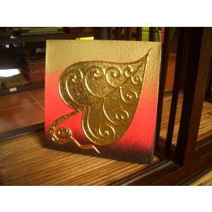 アジアンアート 【ペイントアートフレーム】タイオリエンタルモダン絵画  壁掛け ホテル サロン リゾート |store-monsoon|04