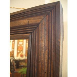鏡  ミラー 天然木 木製 無垢 壁掛け  アジアンインテリア アジアン雑貨 store-monsoon 03