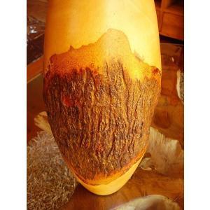 木製花瓶 木製花器 アジアン雑貨 マンゴーウッド花器 オブジェ フラワーベース アジアンインテリア  |store-monsoon|04
