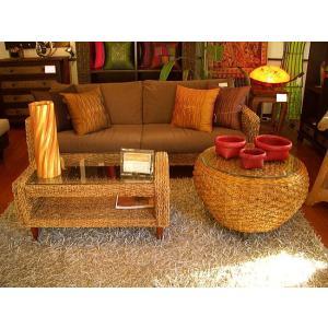 アジアンオブジェ  木製花瓶 花器 フラワーベース マンゴーウッドベース H38  |store-monsoon|04