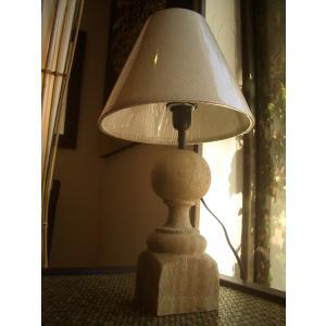 テーブルライト 古木照明 古木ライト 北欧 ナチュラル カントリー 無垢 インテリア  チーク  間接照明|store-monsoon|05