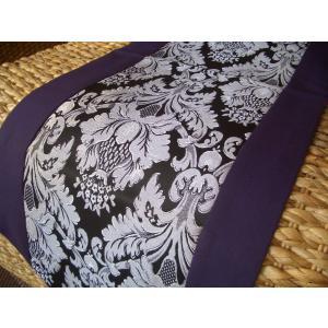 テーブルランナー テーブルセンター テーブルクロス アジアン雑貨  タイシルク  敷物 壁掛け タペストリー|store-monsoon|06