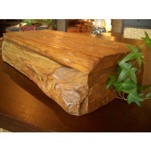 アジアン雑貨 チーク小物入れ 木製小物入れ  ハンドメイド 古木 カントリー オールドチーク|store-monsoon