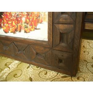 木製フォトフレーム 木製写真立て アジアン雑貨 store-monsoon 03