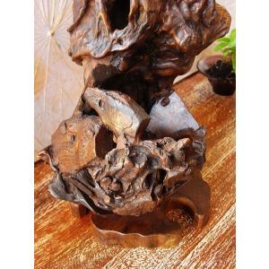 ワインホルダー ワインラック 木製 古木 おしゃれ カフェ ワイングラスホルダー|store-monsoon|05