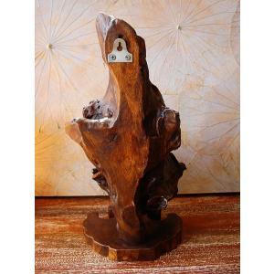 ワインホルダー ワインラック 木製 古木 おしゃれ カフェ ワイングラスホルダー|store-monsoon|07
