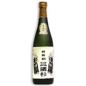 三諸杉 菩提元 純米 720ml 奈良の日本酒【東北、北海道、沖縄への配送は追加送料が発生する場合があります。必ず商品情報をご確認ください。】|store-naratv