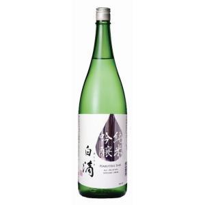 純米吟醸 白滴 1800ml 奈良の地酒 今西清兵衛商店 日本酒アワード2014年最高金賞受賞酒