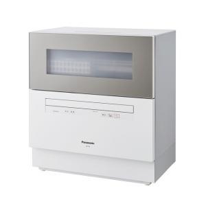 【スペック】 ■商品名 Panasonic(パナソニック) 食器洗い乾燥機 NP-TH2 ホワイト ...