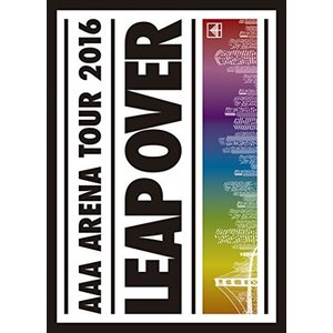 AAA ARENA TOUR 2016 - LEAP OVER -(初回生産限定盤)(スマプラ対応) [DVD] store-usk