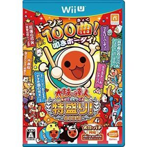 太鼓の達人 特盛り! ソフト単品版 - Wii U store-usk