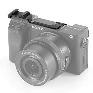SMALLRIG Sony A6300/A6400用コールドシュープレート-BUC2317