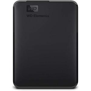 WD HDD ポータブルハードディスク 2TB WD Elements Portable WDBU6...