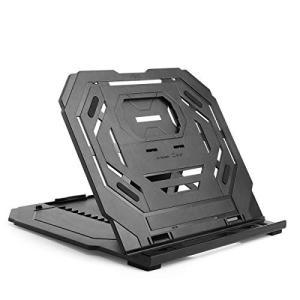 液タブスタンド ペンタブレット用折りたたみ式ホルダー 12-17インチ用 9段階調整 持ち運び便利 ...