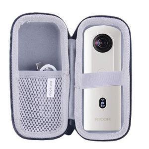 リコー 360度カメラ RICOH THETA SC2/ SC/S、V 保護対応収納ケース -wai...
