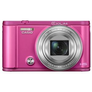 CASIO デジタルカメラ EXILIM EX-ZR3100VP 自分撮りチルト液晶 スマホへ自動送...