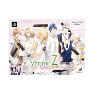 PSP VitaminZ Graduation Limited Edition(ビタミンZ グラデュエイション リミテッドエディション)<限定版>【新品】★送料無料★|storemacs