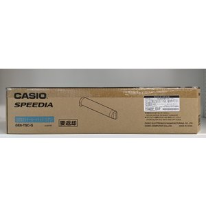 CASIO GE6000用 回収協力トナーカートリッジ GE6-TSC-G シアン storesupply-shouten