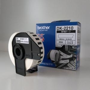 brother 純正DKテープ DK-2210:W29mm×30.48m @ブラザー工業(株) storesupply-shouten