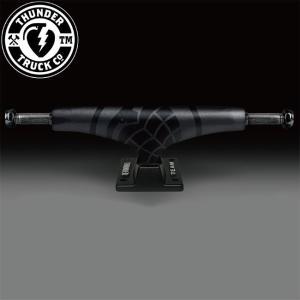 THUNDER BLACK SONORA TEAM EDITION SKATEBOARD TRUCK(サンダー スケートボード トラック)|stormy-japan