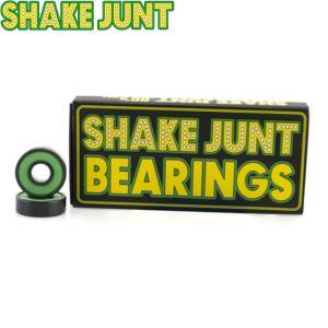SHAKEJUNT O.G.'S SKATEBOARD BEARINGS(ABEC 5)(8 PACK)(シェイクジャント スケートボード スケボー ベアリング 1セット/8個入り)17f|stormy-japan