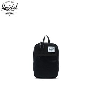 HERSCHEL SUPPLY SINCLAIR CROSSBODY LARGE BAG BLACK ハーシェル サプライ ポーチ ショルダーバッグ ブラック 19s|stormy-japan