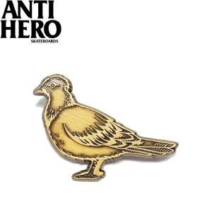 ANTIHERO PIGEON PIN アンチヒーロー ピジョン ピンバッジ ピンズ 19m|stormy-japan