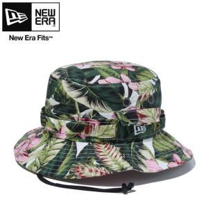 NEW ERA Adventure Botanical Hat 12326134 WhiteBotanical ニューエラ アドベンチャー ボタニカル ハット 帽子 ホワイトボタニカル 20su|stormy-japan