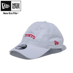 ニューエラ NEW ERA キャップ 帽子 TOKYO アーチロゴ 12533259(White)ホワイト|stormy-japan