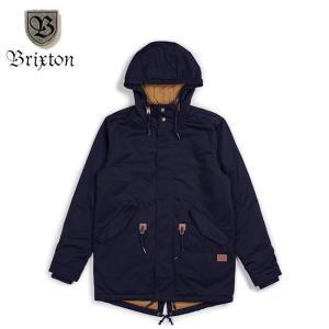 BRIXTON MONTE JACKET NAVYKHAKI ブリクストン ジャケット ネイビーカーキ 18h|stormy-japan