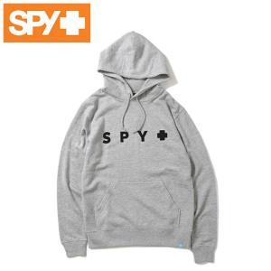 スパイ SPY パーカー 19001 PULLOVER HOODSWEAT GRAY プルオーバーフード スウェット グレー 日本限定 stormy-japan